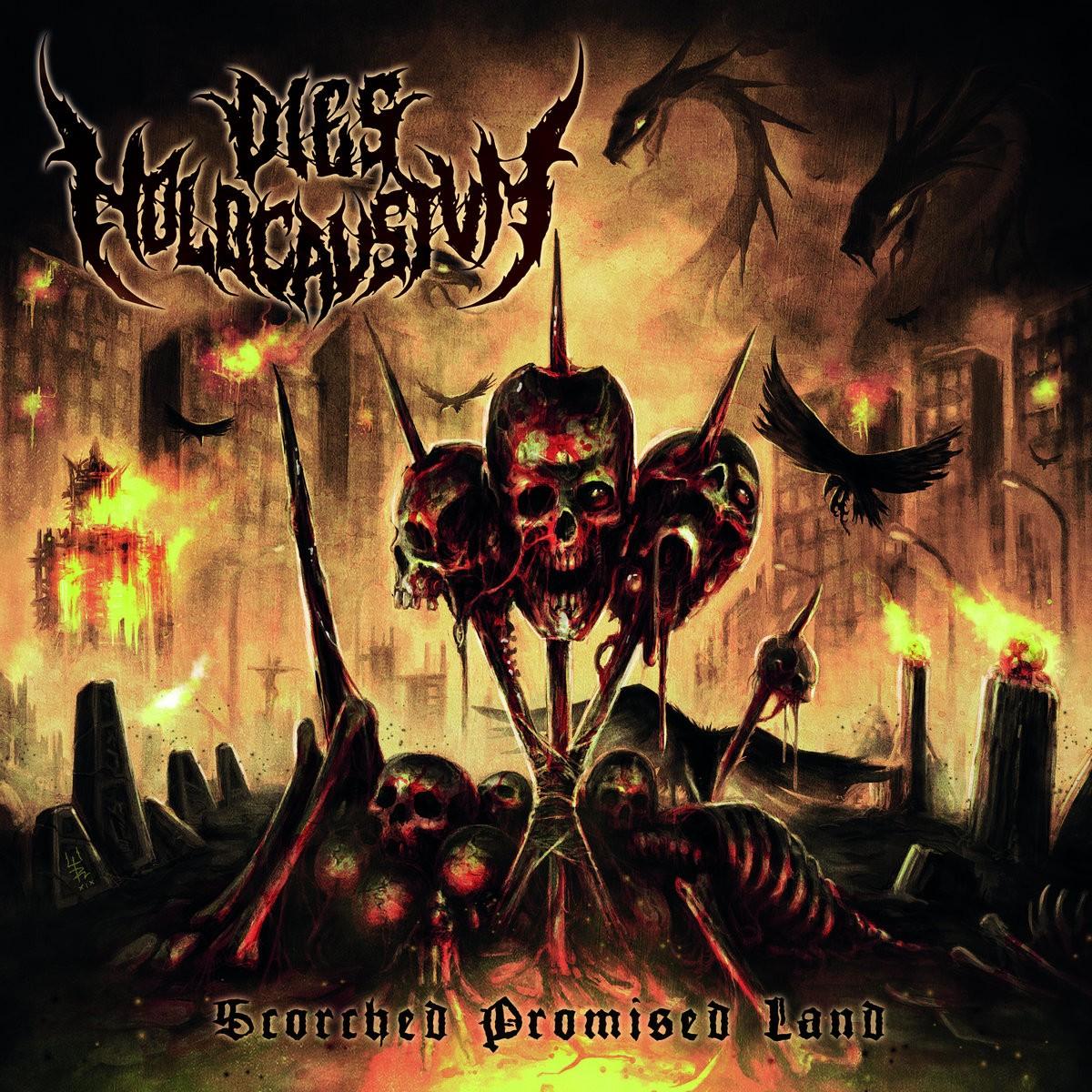 skulls on the CD cover