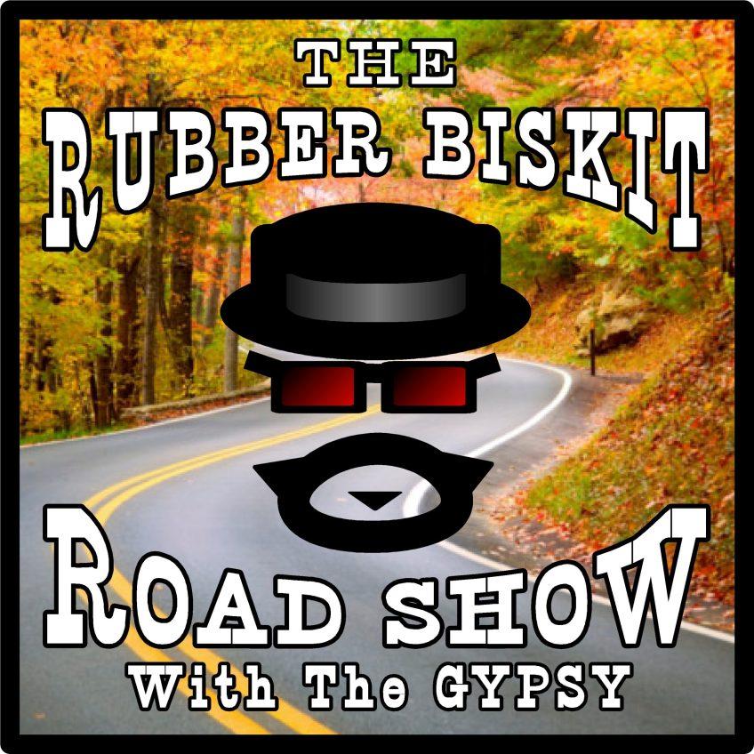 Rubber Biskit Road Show Season One Logo