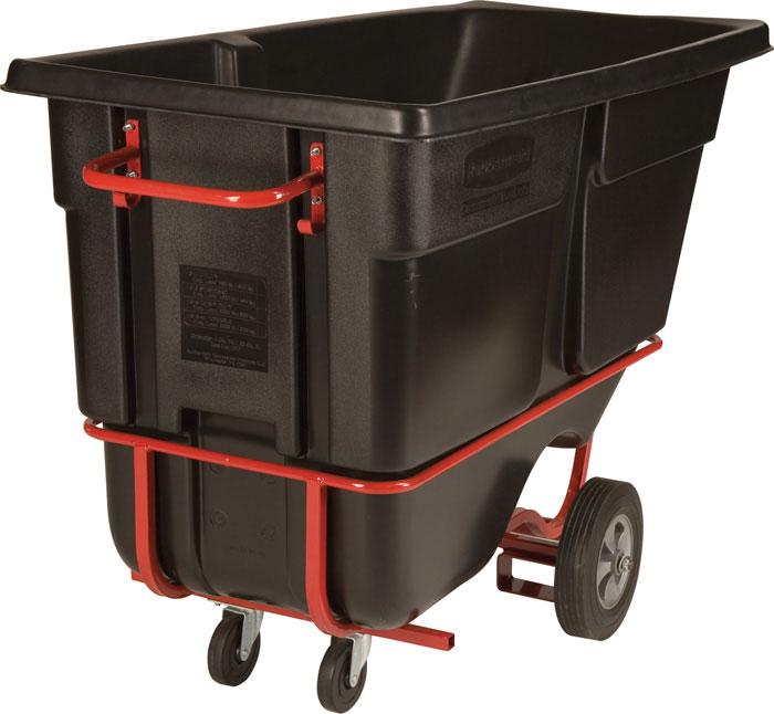 1 2 Cubic Yard Trash Cart