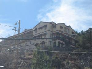 This photo shows the Jerome Grand Hotel.