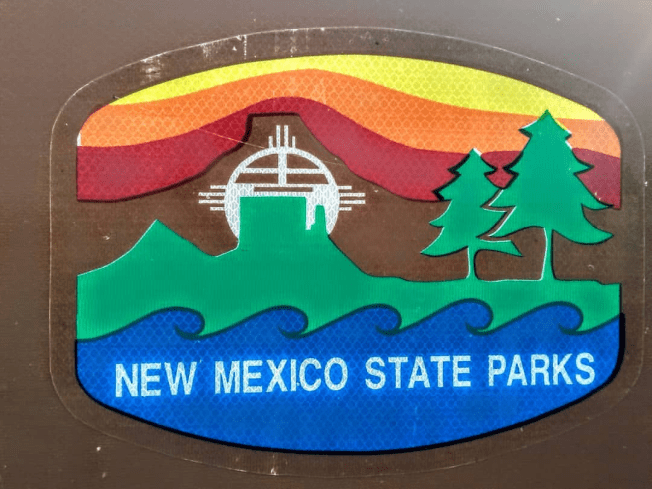 New Mexico State Parks logo