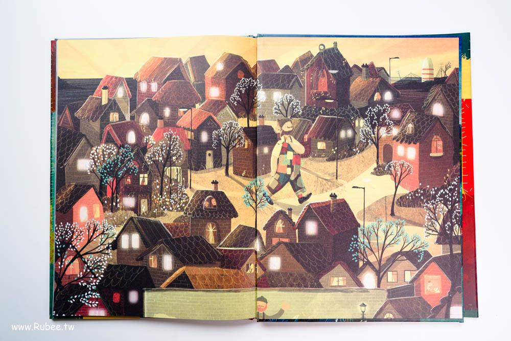 英文繪本 Grandad's Secret Giant 爺爺的神秘巨人 – Rubee。小紅寳