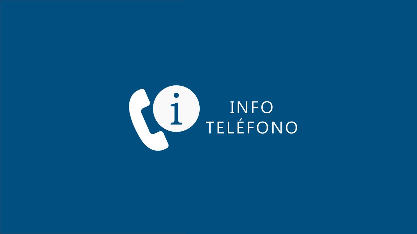 Info Teléfono – Saber a qué operador pertenece, portabilidades y más…