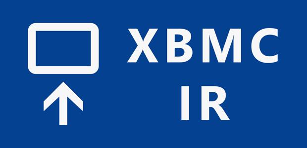 XBMC IR control remoto