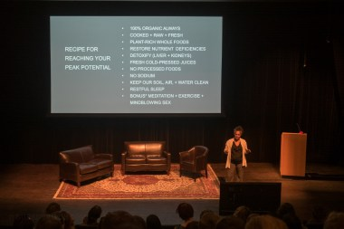 How to nurture your peak potential via Nicolette Richer from Richer health. Talk about wealth ingrained into your name?