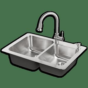 Stainless Steel Sinks – Rubenstein Supply Company