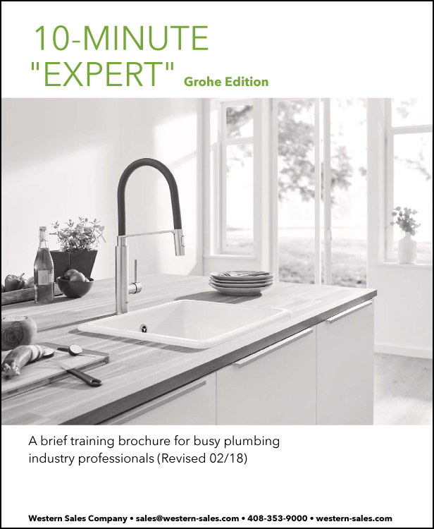 Grohe 10-Minute Expert
