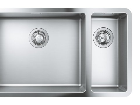 GROHE Introduces New Kitchen Sink Collection – Rubenstein Supply Company