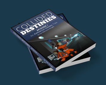 Cover Design for Collided Destinies Episode I