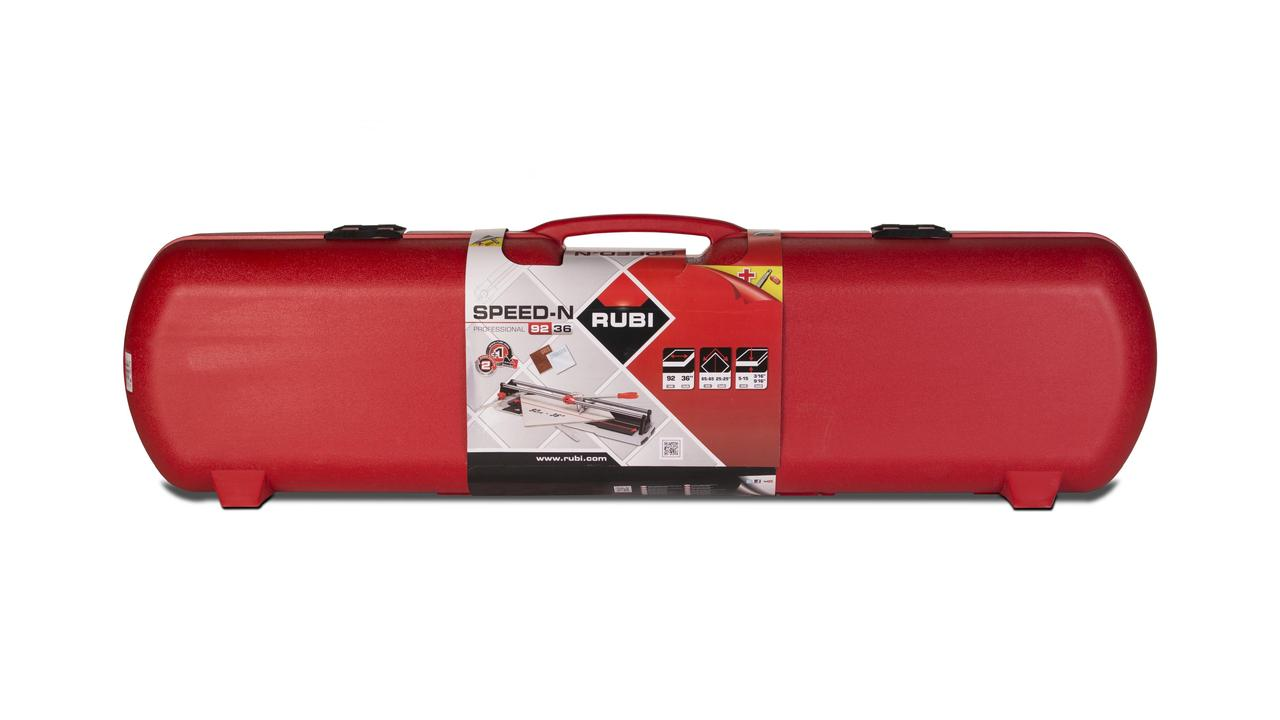 speed 92 n tile cutter with case