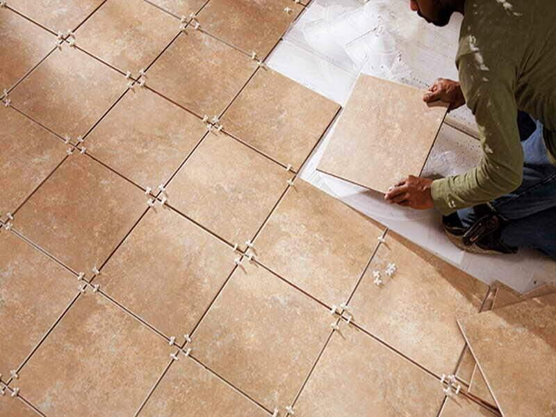 innovative bathroom floor tile