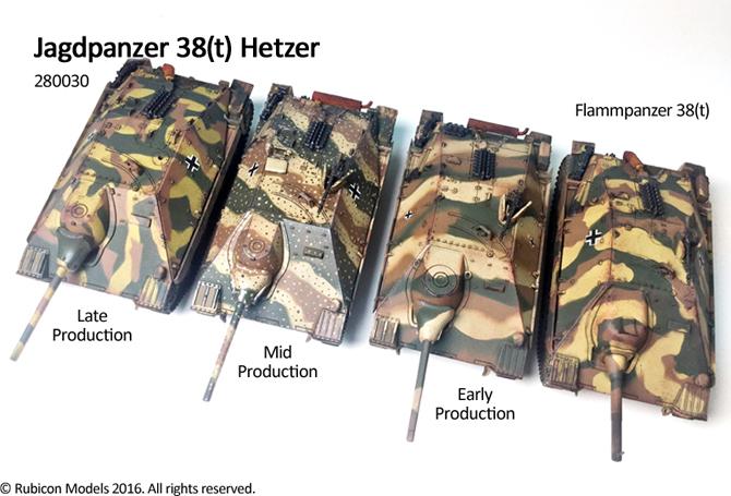 Rubicon Models Jagdpanzer 38(t) Hetzer Review 2