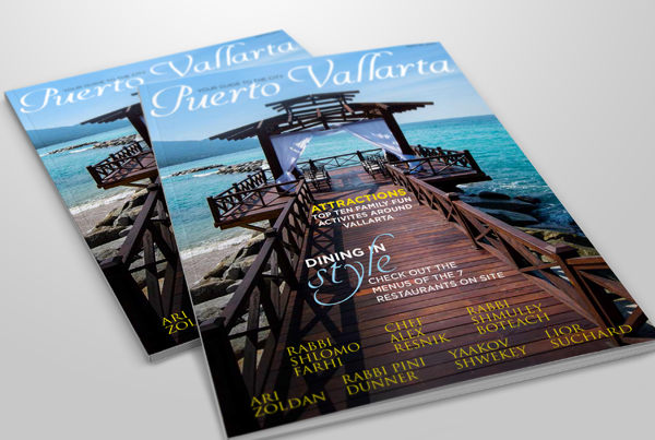 Pesach in Vallarta Magazine