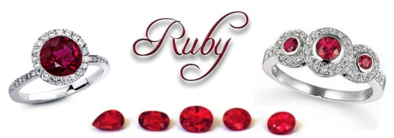 How to Wear a Ruby Ring