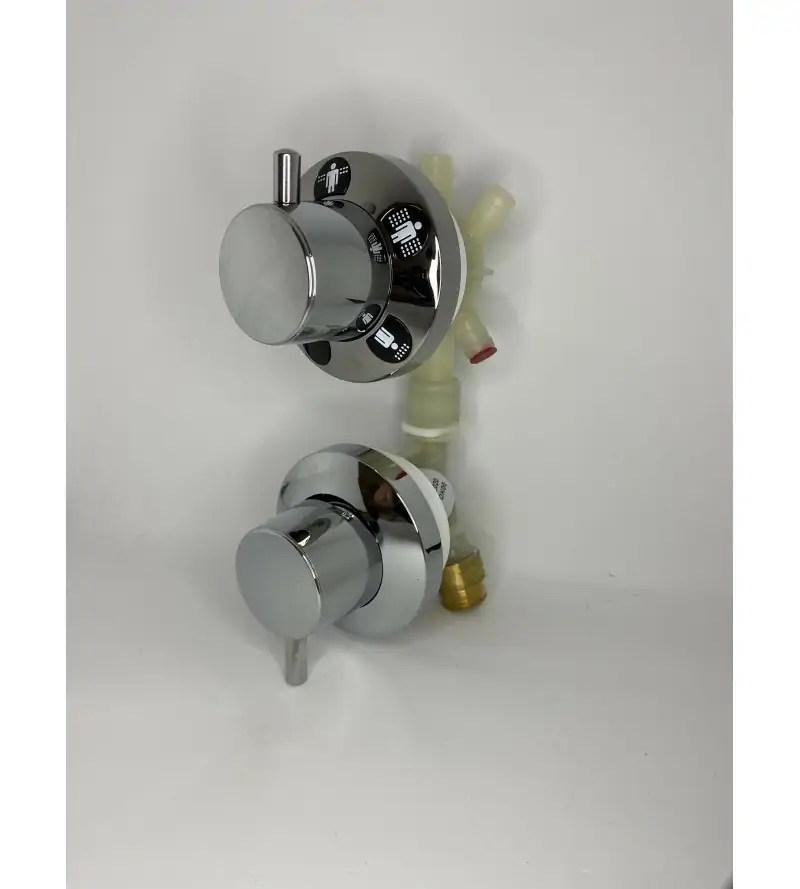 https www rubinetteriashop com fr pieces detache 4648 melangeur mecanique complet 3 fonctions novellini miscmpla3f k html