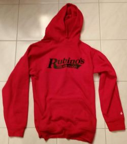 Rubinos Red Hoody
