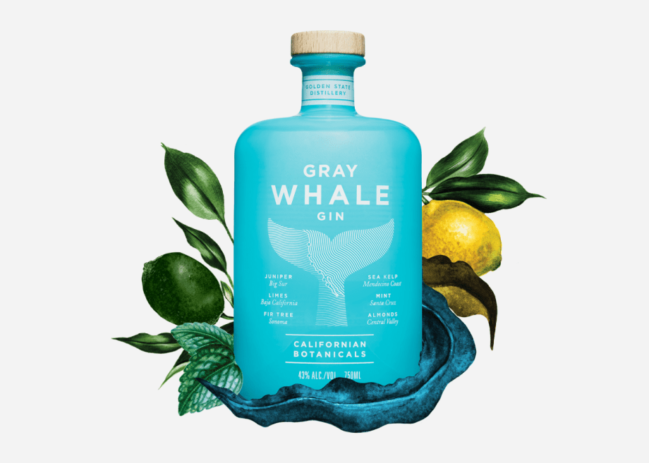 Gray Whale Gin