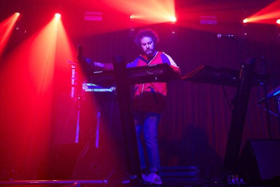 australian musician luke millions