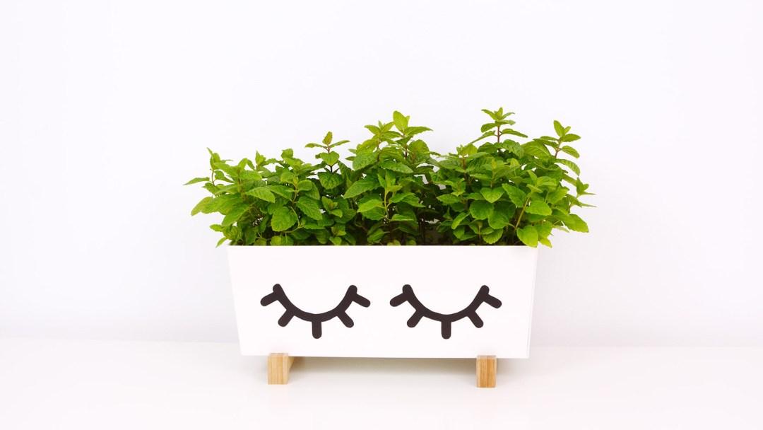 DIY Personaliza tu macetero de Ikea Gema Espinosa Rubirroja