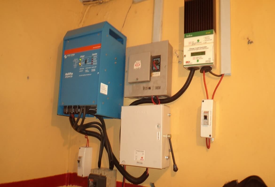 Inverter Back-up Systems