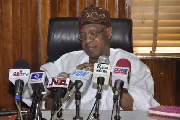 Lai Mohammed Endorses Use Of Barcode In Nigeria Movie & Music industry