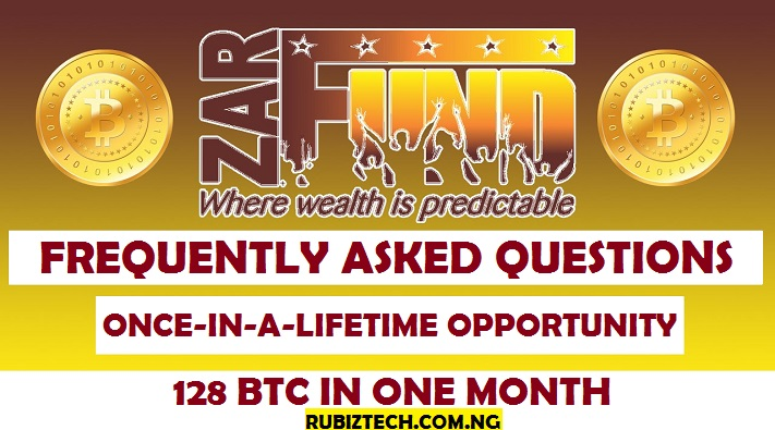Zarfund Frequently Asked Questions