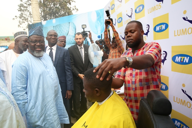 Mobile Electricity Service by MTN