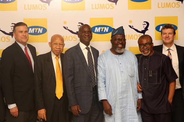 Launch Of MTN's Mobile Electricity Service