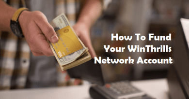 Funding Your WinThrills Network Account