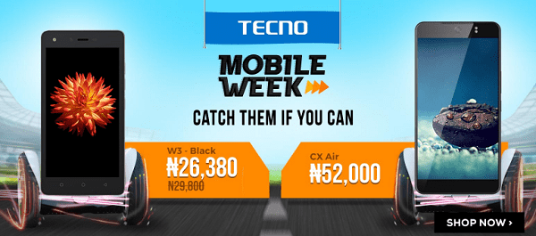 Day 2 - Jumia MobileWeek Flash Sales 2017