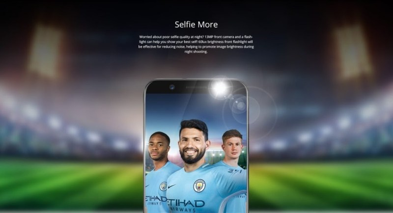 Tecno camon cm camera display