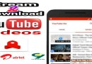 How To Stream And Download YouTube Videos Free On Glo, 9mobile, Airtel Networks With YouTube Go App.