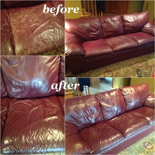 Matching Leather Paint Customized Color For Furniture