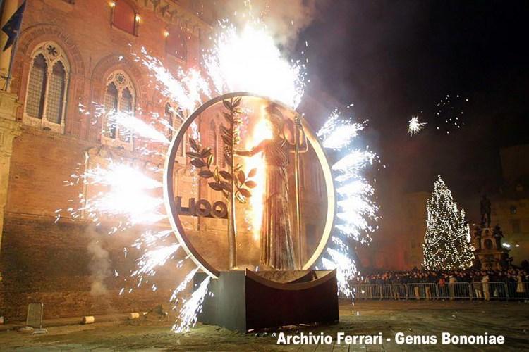 Ultimo dell'anno in Piazza Maggiore - File Digitale