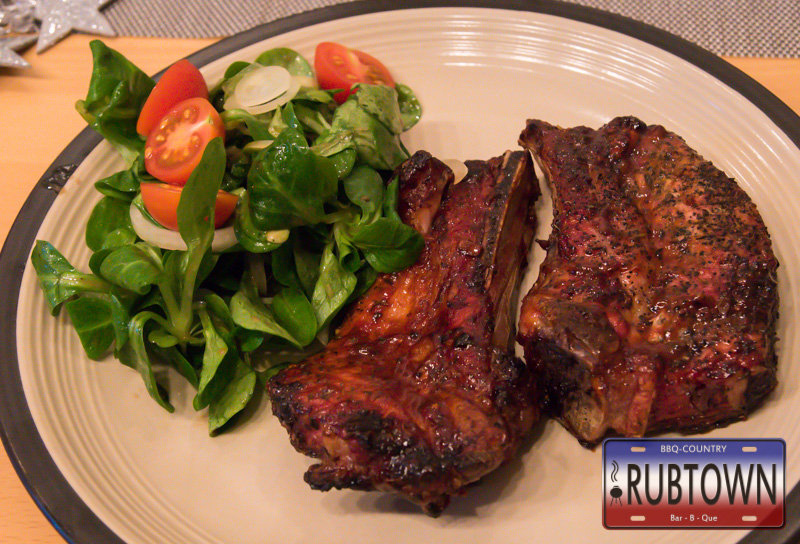 Country Style Ribs - Dicke Rippe