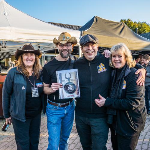 1. Dutch Oven Contest 2016 Vuur en Rook