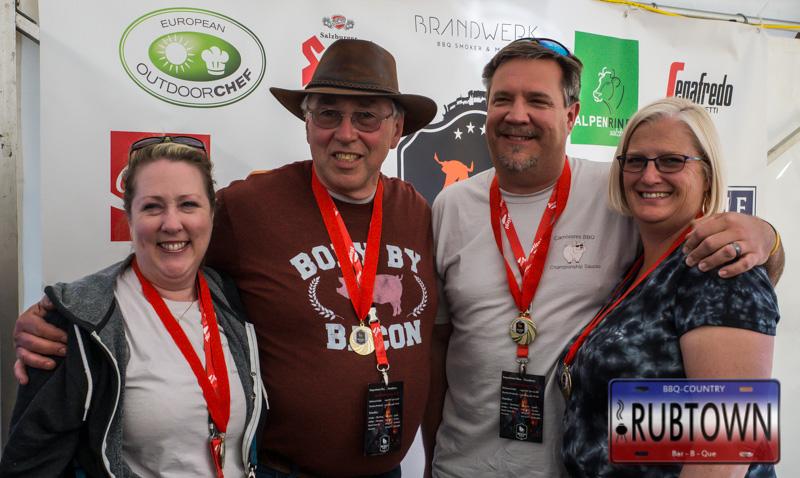 BBQ Team - Carnivores aus Leadville / Colorado