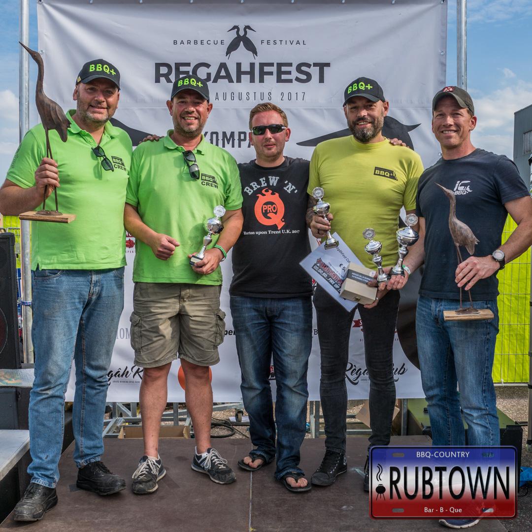 Grand Champion: BBQ+ Reserve Grand Champion: iQ-Netherlands
