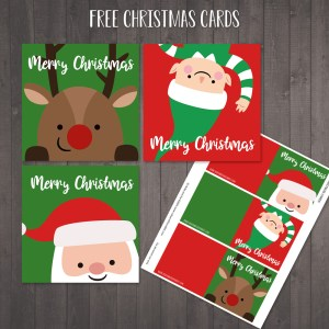 FREE Christmas Cards