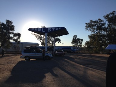 Gateway to the outback