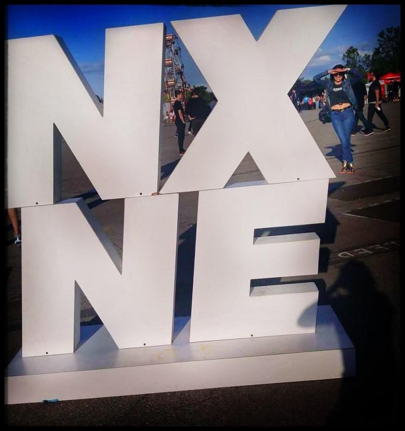 NXNE signage