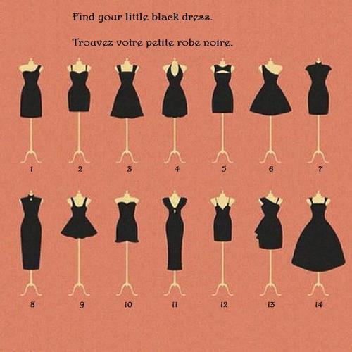 The Essentials: The LBD - Little Black Dress - Ruby Lane Blog