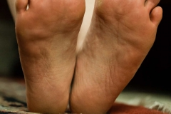 Bare Feet & Toes - Seattle Foot Mistress - Ruby Enraylls
