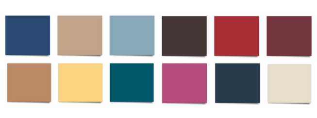 sherwin williams colors on RubyLUX
