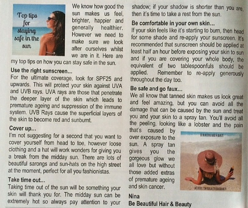 Yateley Town Magazine