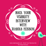 Rock Your Visibility Interview With Joanna Hennon