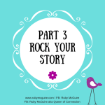 Part 3 Rock Your Story