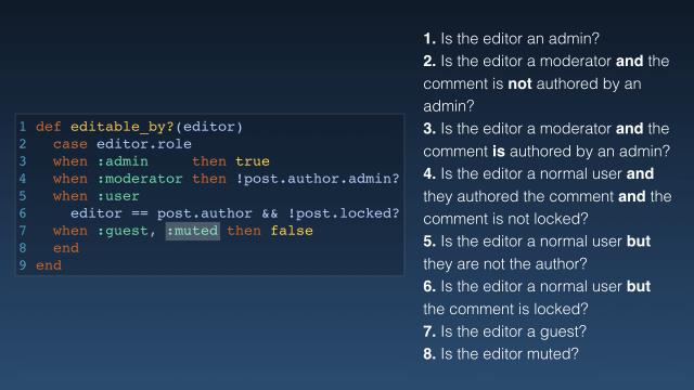 Comment annotation 8
