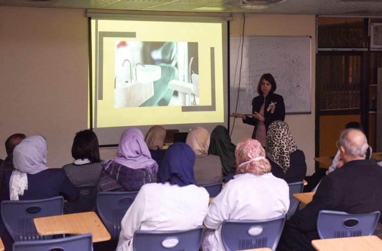 A lecture at (RUC)