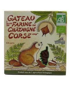 Gateau a la farine de Chataigne corse aop 300g 01